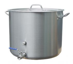 15 Gallon Heavy Duty Stainless Brew Kettle