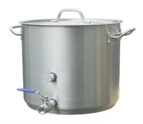8 Gallon Stainless Heavy-Duty Brew Kettle