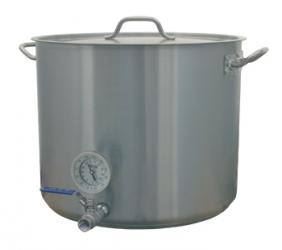 15 Gallon Stainless Mash Tun