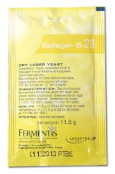 Dry Yeast - Saflager S-23 (11.5 g)
