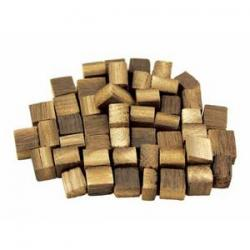 Heavy Toast French Oak Cubes 1 lb