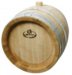 Vadai New Hungarian Oak Barrel - 120L (31.7gal)