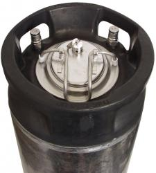 Cornelius Keg - With Gaskets Replaced (Converted Ball Lock)