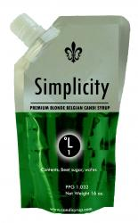 Simplicity Belgian Candi Syrup (Clear)