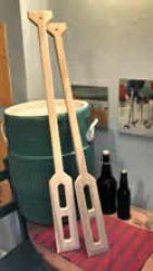 All Grain Mash Paddle