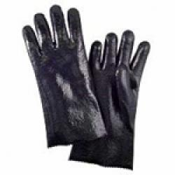 PVC Brewing Gloves with Rough Finish