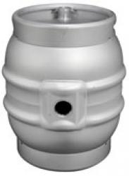 10.8 Gallon Firkin Beer Cask