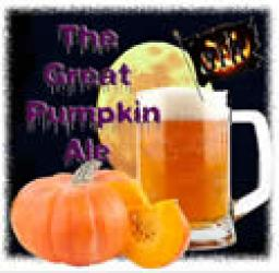 The Great Pumpkin Charlie Brown Ale - Partial Mash
