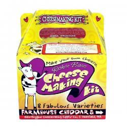 New England Cheesemaking - Basic Kit