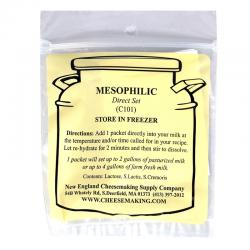 Mesophilic Culture