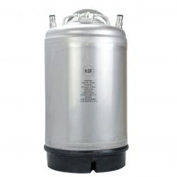 New 3 Gallon AMCYL Ball Lock Keg