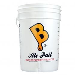6.5 Gallon Plastic Bottling Bucket