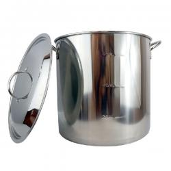 Polarware 7.5 Gallon Stainless Steel Beer Brewing Kettle