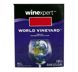 World Vineyard Reserve California Pino Noir - One Gallon Kit