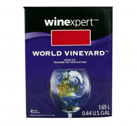 World Vineyard Austrailian Chardonnay - One Gallon Kit