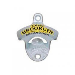 Olde Brooklyn Coney Island Cream Soda Wall Mount Starr Bottle Opener