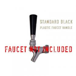 Faucet Handle - Standard Black
