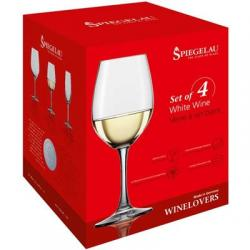 SPIEGELAU White Wine Glasses (Set of 4)