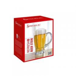 """SPIEGELAU Stein - """"Refresh"""" Beer Mug"""