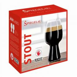 SPIEGELAU Stout Glasses - Designed by Rouge and Left Hand Breweries