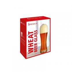 SPIEGELAU Wheat Beer Glass - 2 Pack
