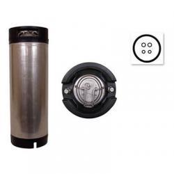 Used 5 Gallon Ball Lock Corny Keg