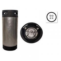 5 Gallon Cornelius Keg - Used Pin Lock Kegs