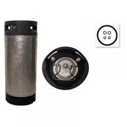 Used Converted 5 Gallon Ball Lock Corny Keg
