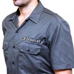 Keg Outlet Short Sleeve Work Shirt (Dickies)