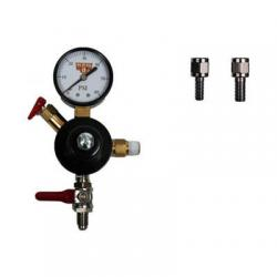 CO2 Regulator - Add A Body Chudnow - Right Handed Thread