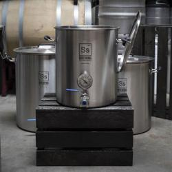 Ss Brew Kettle 20 Gallon by Ss Brewing Technologies