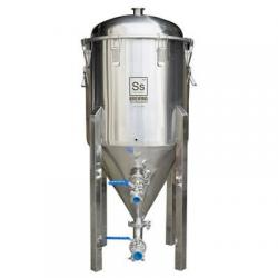 "1/2 Barrel ""Chronical"" Conical Fermenter by Ss Brew Tech"