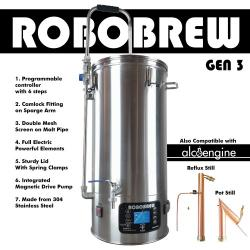 Robobrew V3 All Grain Brewing System
