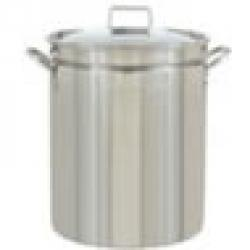 Stockpot Stainless Steel 62 Quart