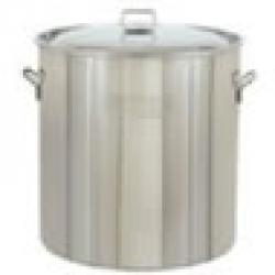 Stockpot Stainless Steel 82 Quart
