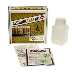 Homebrew Alcohol Test Kit Plus