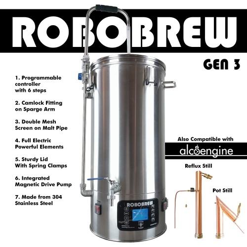 Robobrew V3 All Grain Brewing System