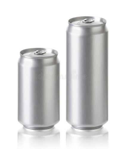 16 oz Beer Can Blanks (40 pack with Lids)