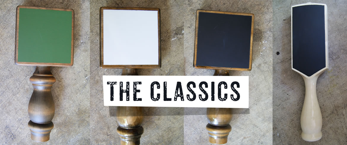 55% Off Chalkboard and Dry Erase Tap Handles