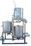 Tippy Brewing System 10 Gallon