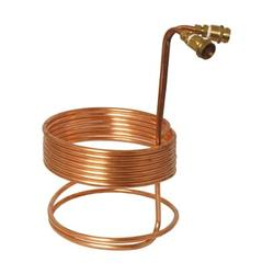 Wort Chiller with Fittings